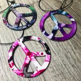 Celebrate Humanism-Peace Sign Pendant Necklaces